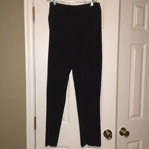 Chico's Easyware Black Pants Size 2